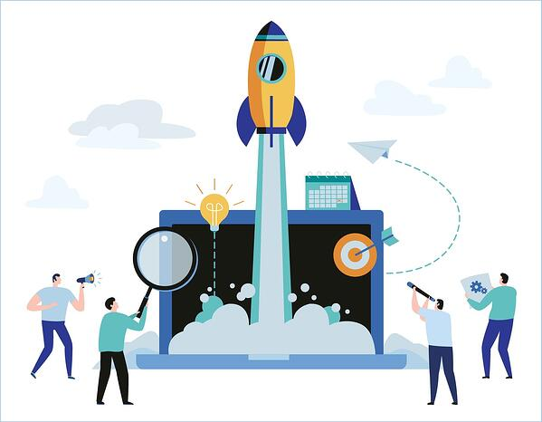 Sky Rocket your Project