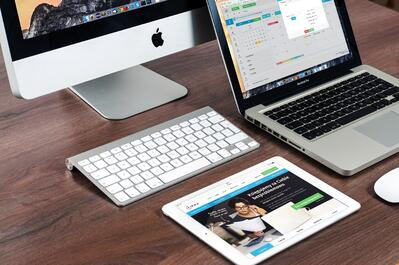 responsive desktop and mobile