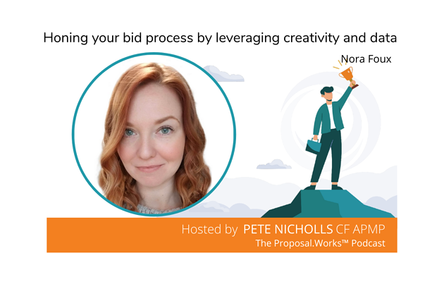 Nora Foux - Honing your bid process by leveraging creativity and data