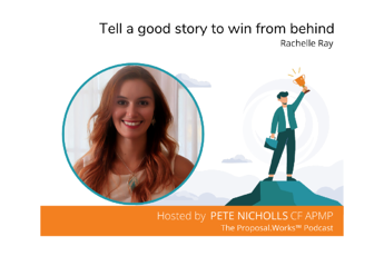 Rachelle Ray Proposal Works podcast