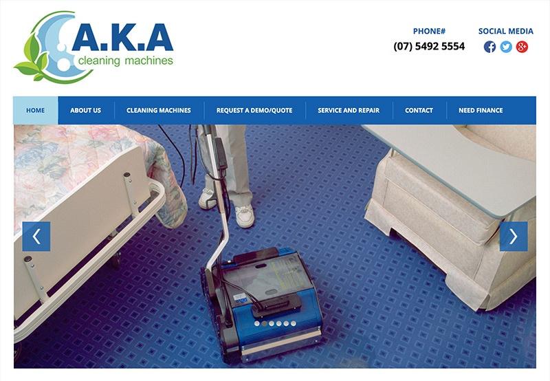 AKA Cleaning Machines