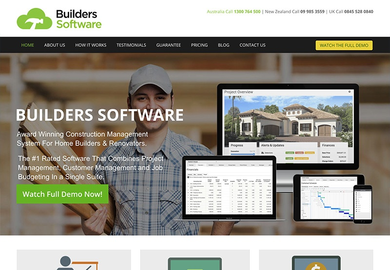 Builders Software