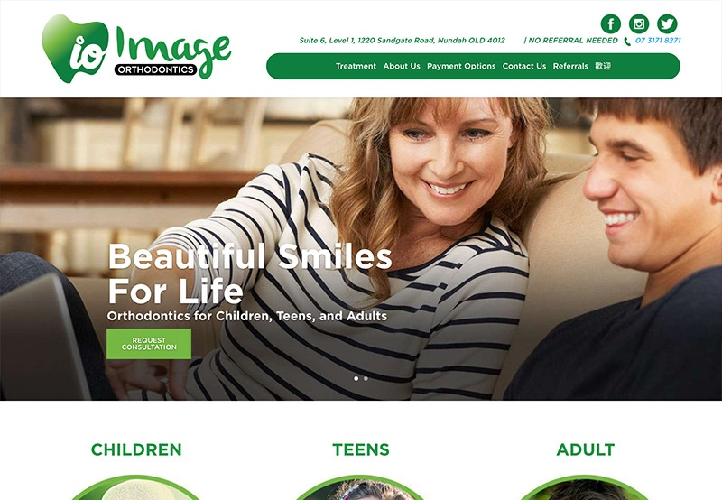 Image Orthodontics