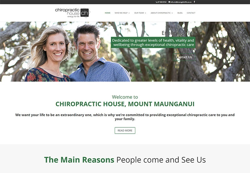 Chiropractic House